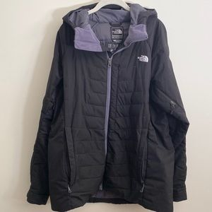 The North Face Black Steep Series Down Coat